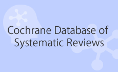 Cochrane Database of Systematic Reviews
